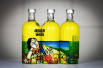 Absolut ZENG FANZHI for Joyce by Zeng Fanzhi, 2010